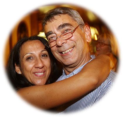 Pasquale und Maria Mazzaro Piccolo Mondo Metzingen